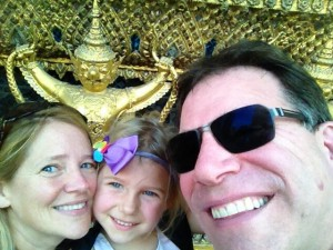 Grand Palace Selfie